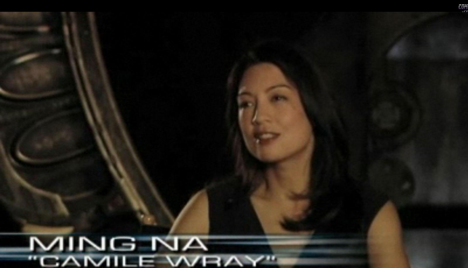 Camile Wray Stargate