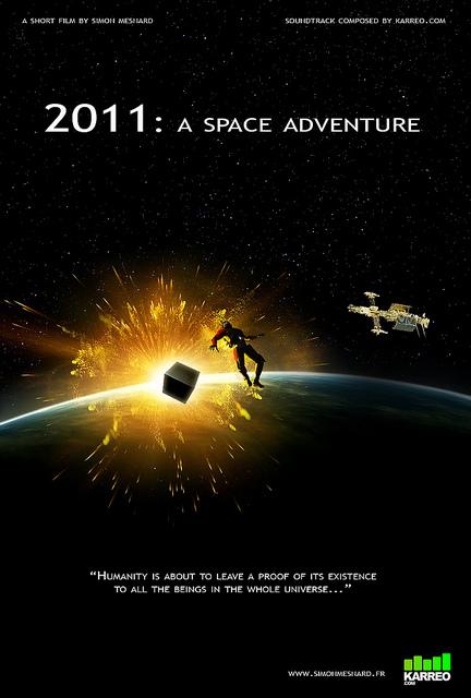 2011 une aventure dans l'espace