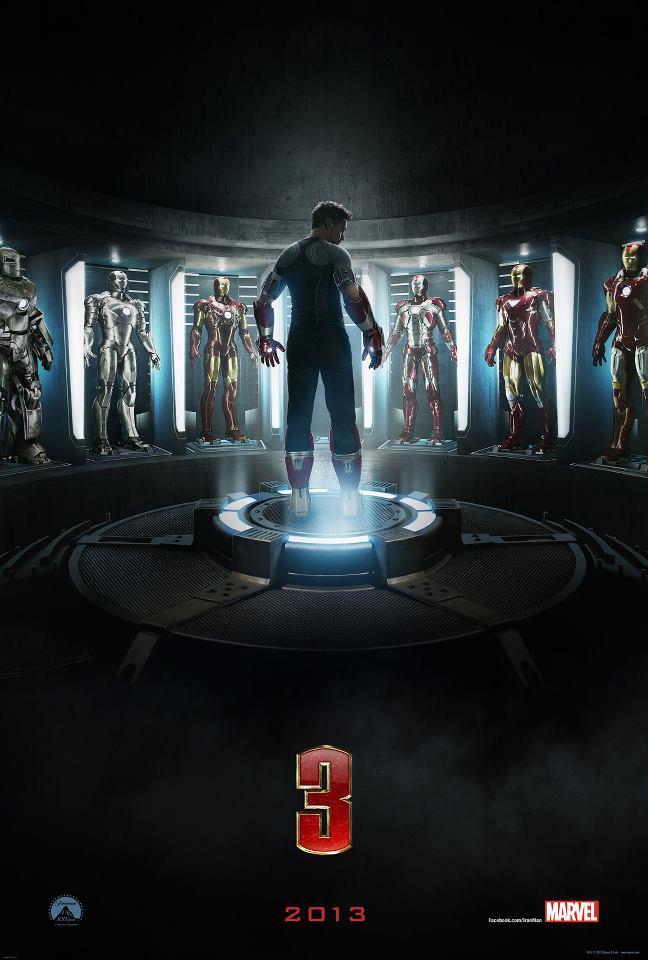 Iron Man 3 affiche poster officiel tijuana.fr raco82 2