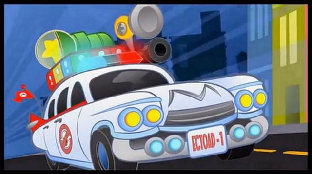 Vidéo Super Mario Ghostbusters mashup raco82 tijuana.fr