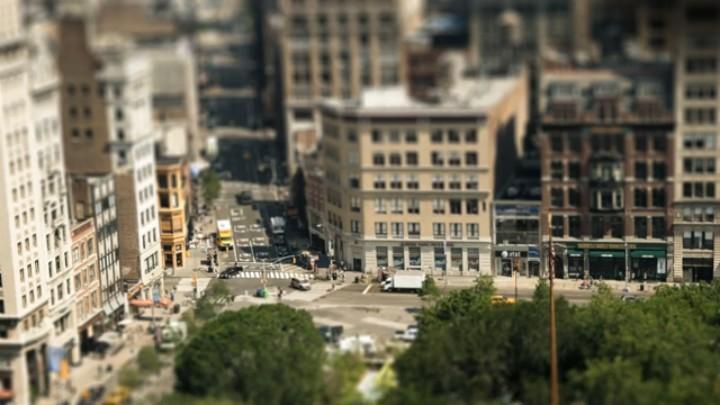 Vidéo timelaps New York en miniature raco82 tijuana.fr