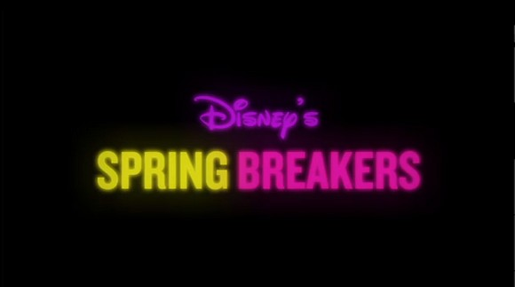 Trailer Disney Princess Spring Breakers raco82 tijuana.fr