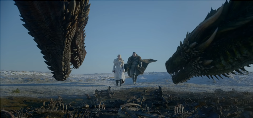 Nouveau trailer de l'ultime saison de Game of Thrones