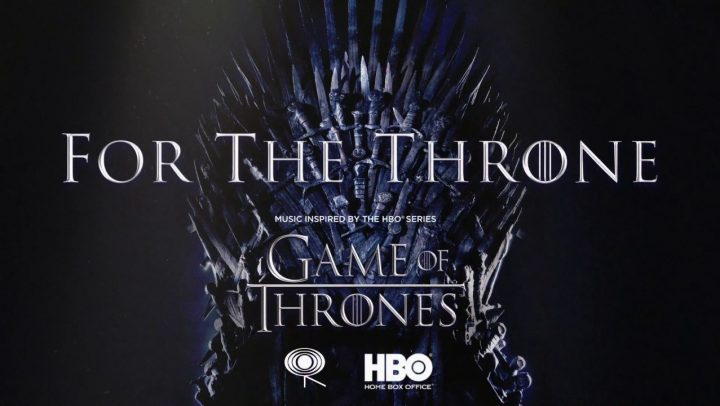For The Throne – Album Game Of Thrones