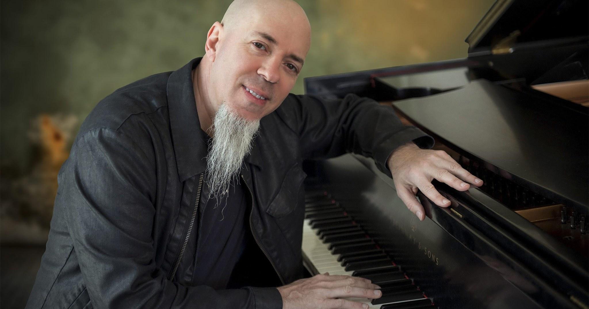 Jordan Rudess sort un nouvel album solo