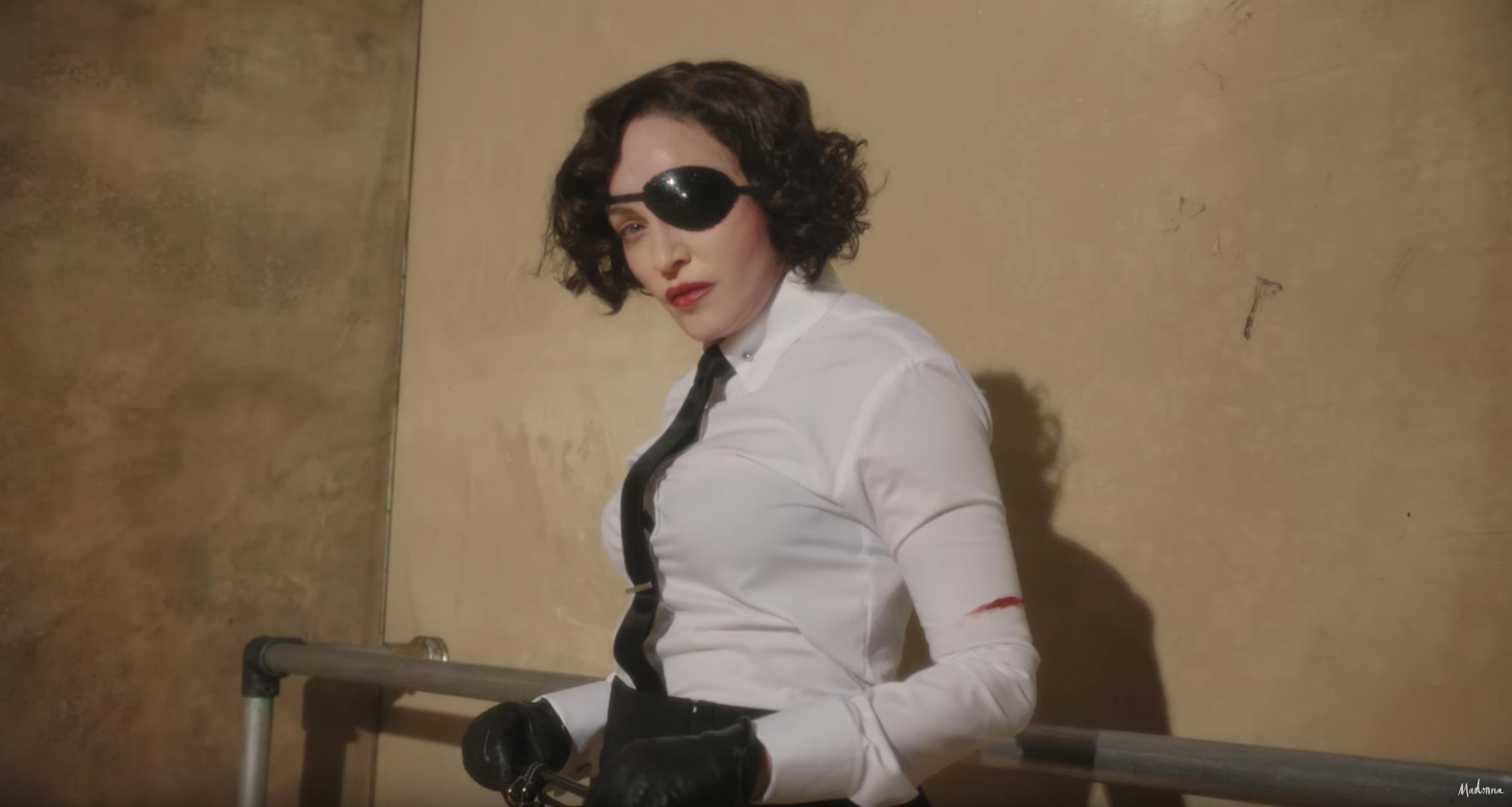 Madonna annonce la sortie de son nouvel album