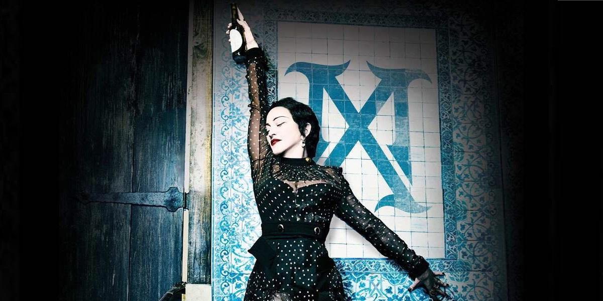 Concert Madonna Paris Grand Rex 2020