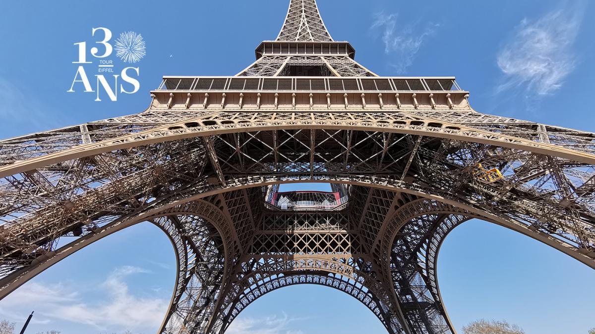 Concert gratuit de Jeanne Added pour l'anniversaire de la tour Eiffel