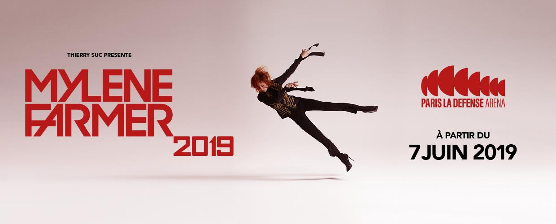 Mylène Farmer : s'est adieux à la scène ?