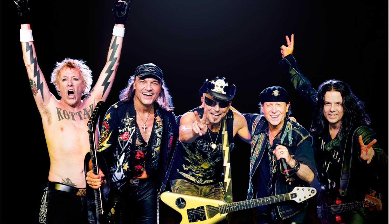 Un nouvel album en 2020 pour Scorpions ?