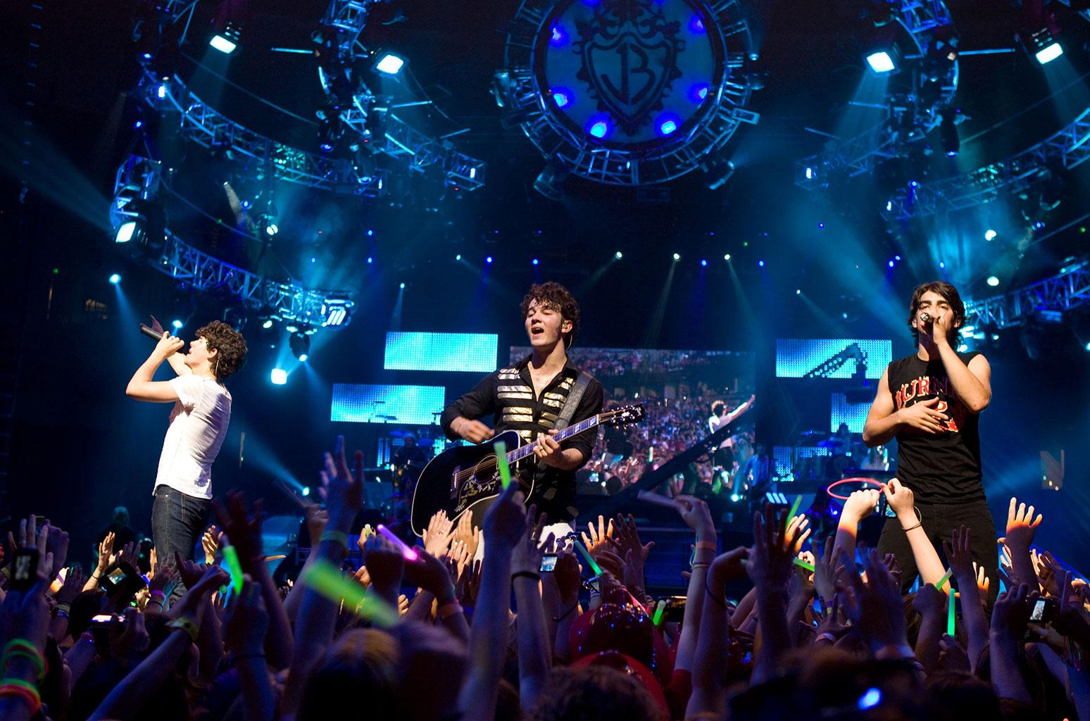 Nouvel album et nouvelle tournée pour les Jonas Brothers